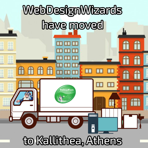 We have moved to Kallithea, Athens