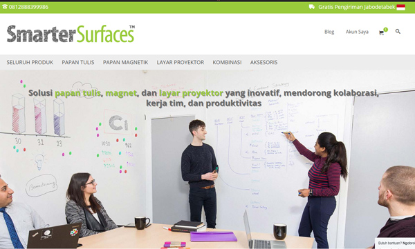 Smarter Surfaces Indonesia